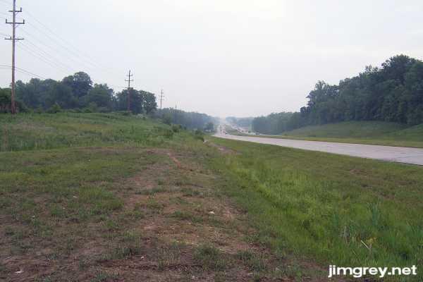 Jimgreynet US In Western Indiana - Us map distances roads